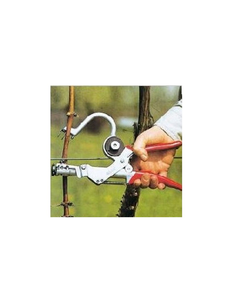 Atadora manual viña espaldera,fácil de manejar