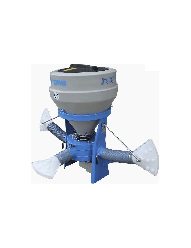 Barras para espolvoreador Teyme 3 Salidas I.V.A Incluido