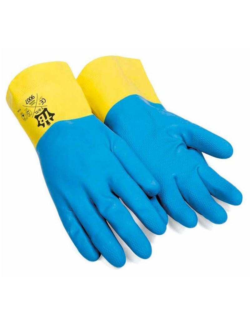 Par de guantes modelo 9007 LATEX I.V.A incluido