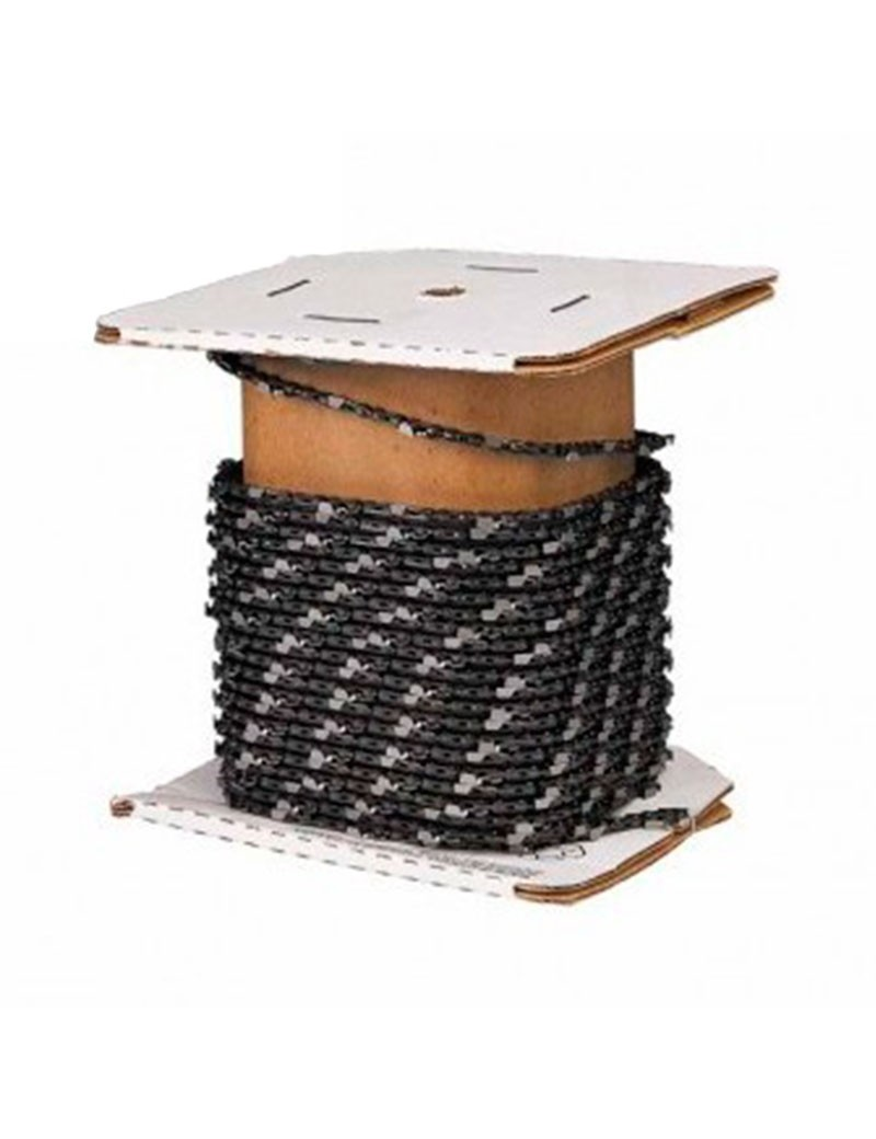 Rollo de cadena H37 3/8BP-0.50-1.3 1640 eslabobones. I.V.A inclu