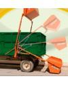 Cargador Trasero CAR-GAR Inox. I.V.A y PORTES Incluidos