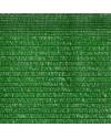 Rollo malla de ocultación verde 100% 2x100 (m2) I.V.A Incluido