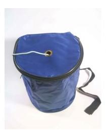 Bolsa de tela porta macarrón de atado I.V.A Incluido