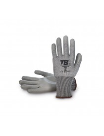 Guantes soporte HPPE gris y fibra de vidrio sin costuras. Modelo 401G2 DYN. I.V.A incluido